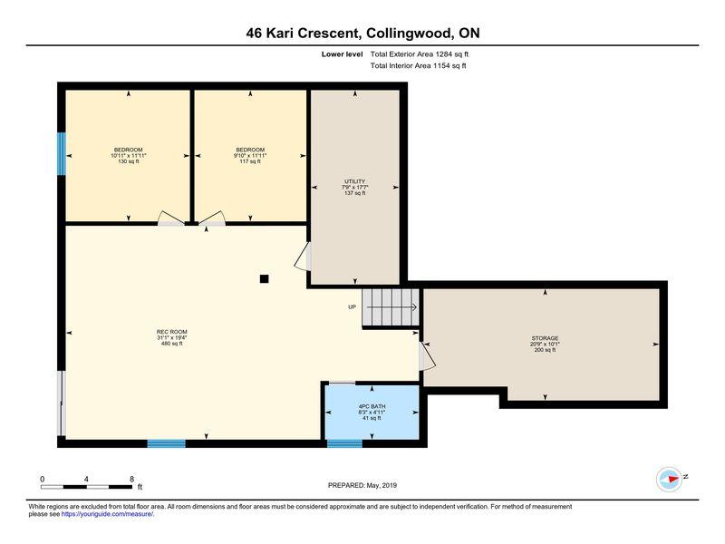 46 Kari Crescent, Collingwood, Ontario  L9Y 0Z6 - Photo 28 - RP9882685310