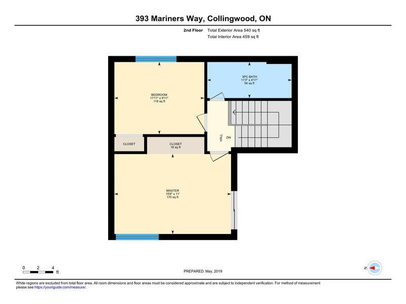 393 Mariners Way, Collingwood, Ontario  L9Y 5C7 - Photo 34 - RP9554110366