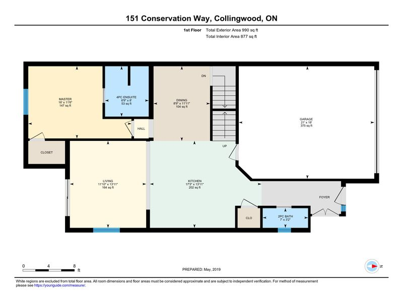 151 Conservation Way, Collingwood, Ontario  L9Y 5B7 - Photo 40 - RP2070591798