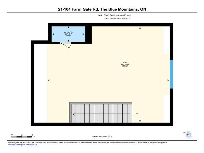 104 Farm Gate Road #21, Blue Mountains, Ontario  L9Y 0L7 - Photo 24 - RP107125793
